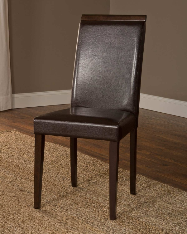 Atmore Dining Chair - Cappuccino