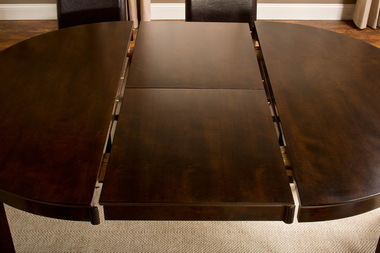 Atmore Dining Table - Cappuccino