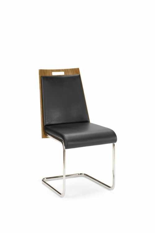 Trivoli Dining Chair - Stainless Steel