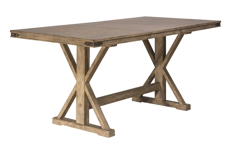 Leclair Counter Height Dining Table - Vintage Grey