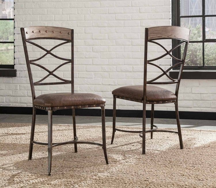 Emmons Dining Chair - Washed Gray
