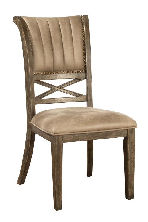 Legacy Dining Chair - Dark Grey