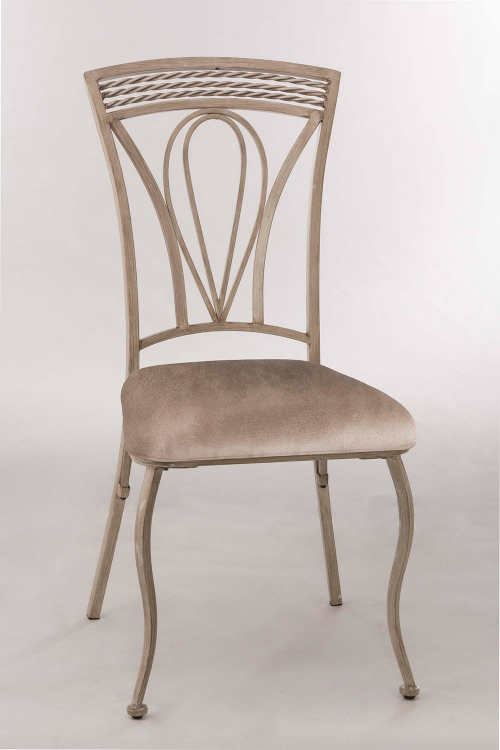 Napier Dining Chair - Aged Ivory