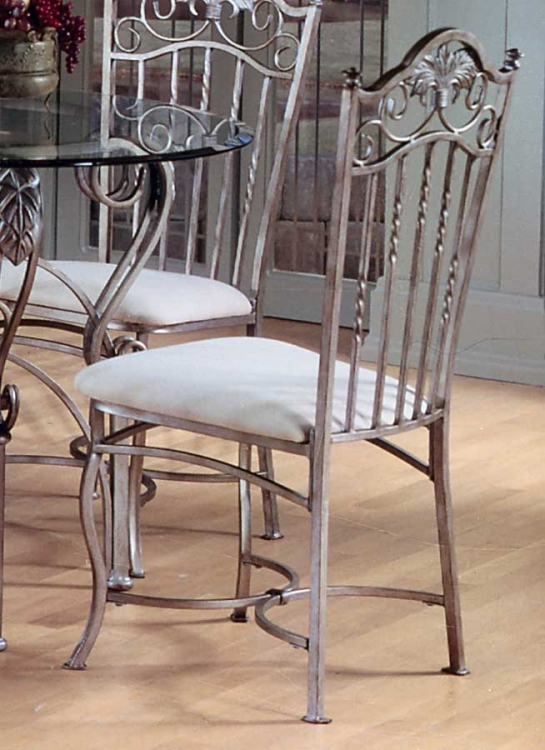 Bordeaux Chair with Fabric Seat