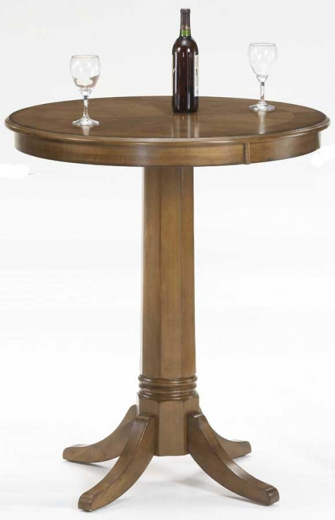 Warrington Bar Height Table - Hillsdale