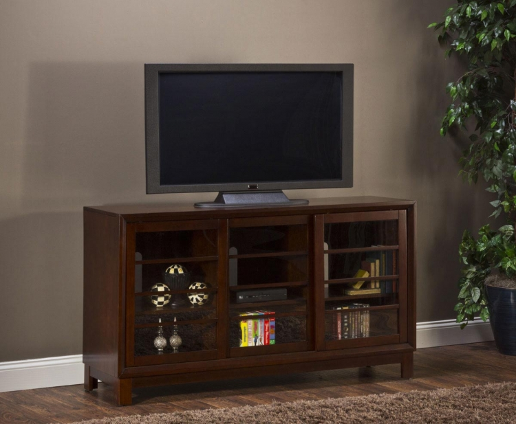 Arrow 60 InchEntertainment Console - Espresso - Hillsdale