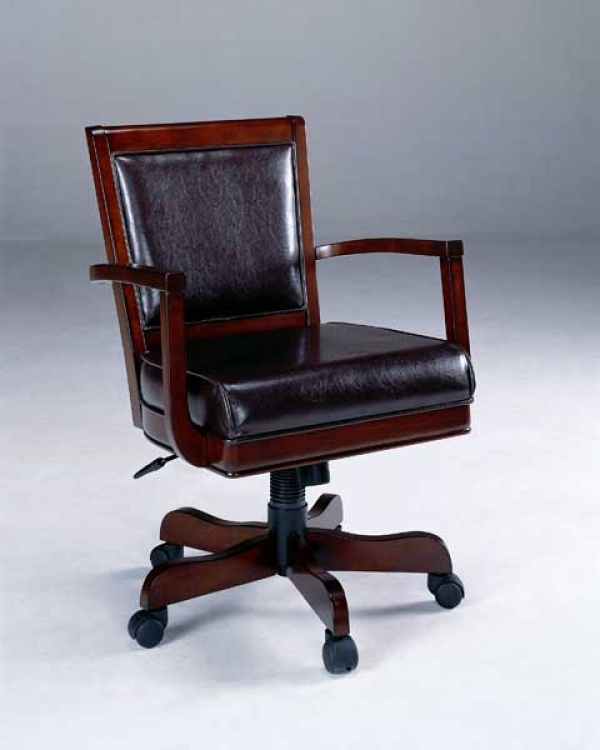 Ambassador Caster Game Chair - Hillsdale
