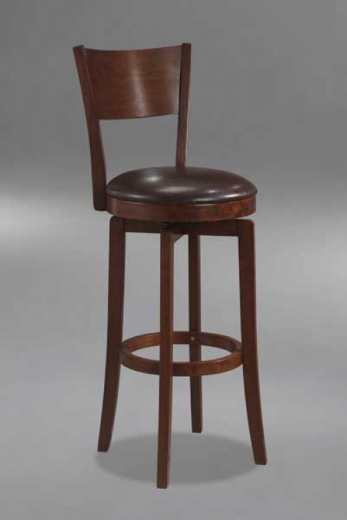 Archer Swivel Bar Stool - Hillsdale