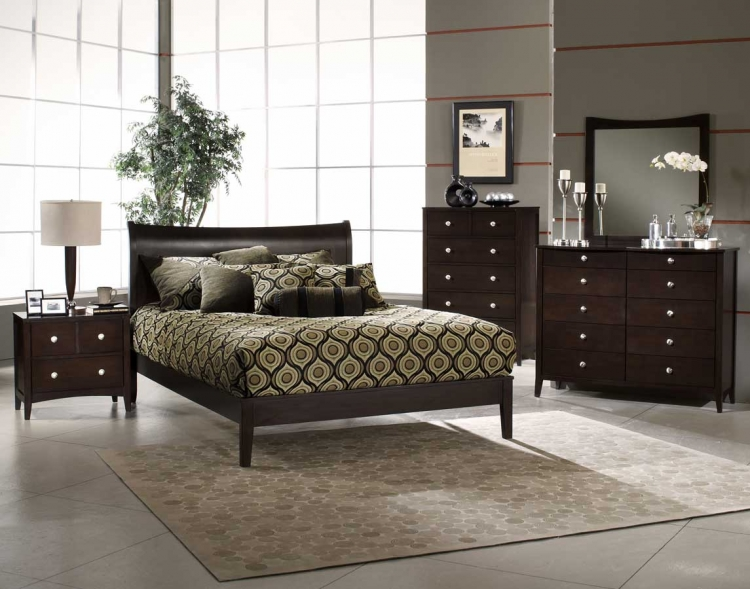Tiburon Platform Bedroom Collection - Hillsdale