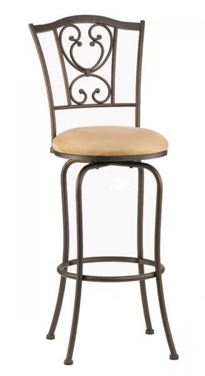Concord Swivel Counter Stool - Hillsdale
