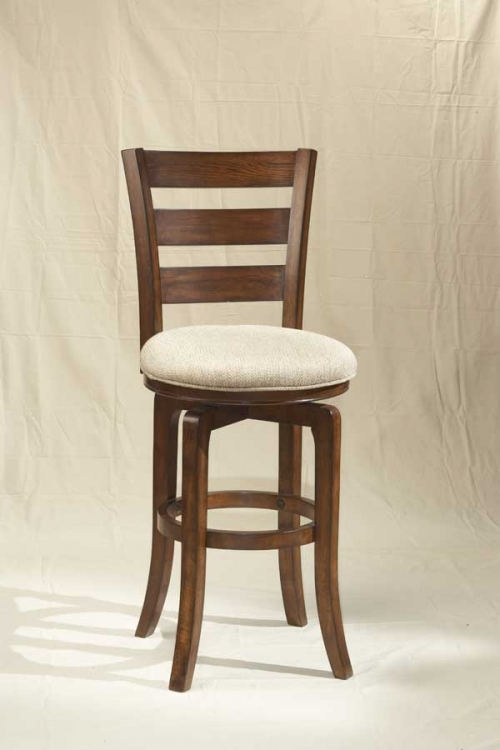 Hemstead Swivel Counter Stool - Hillsdale