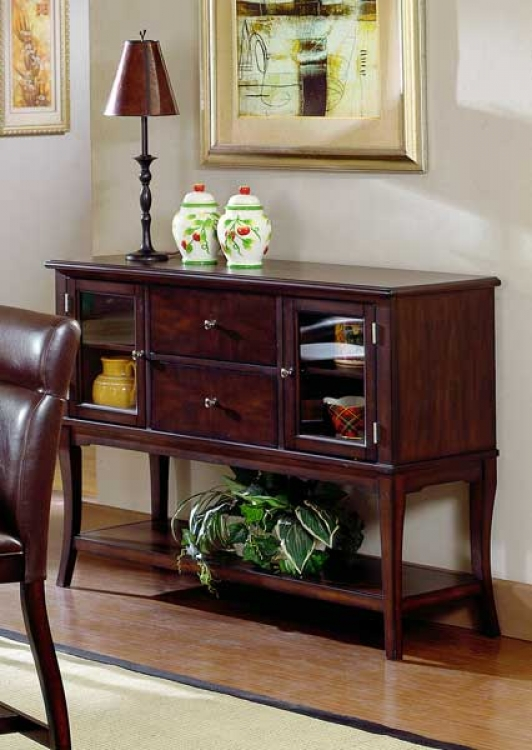 Nottingham Sideboard Server