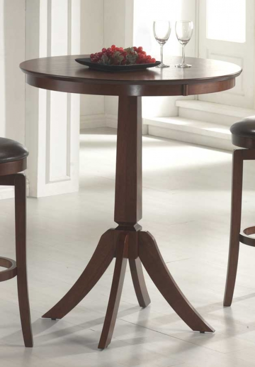 Plainview Bistro Bar Height Table - Hillsdale