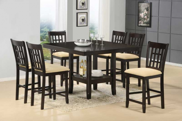 Tabacon Counter Height Gathering Table Set