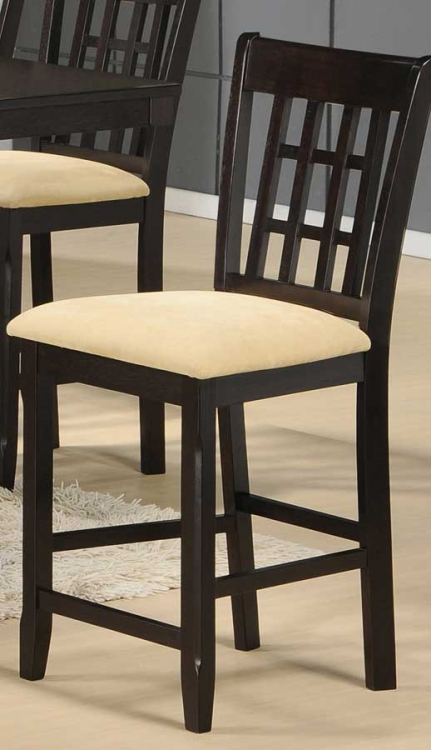 Tabacon Non-swivel Counter Stool