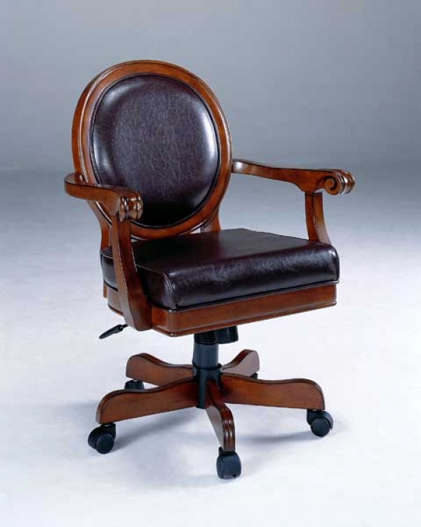 Warrington Caster Game Chair - Hillsdale
