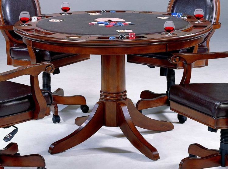 Warrington Game Table - Hillsdale