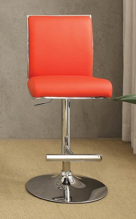 homelegance corbin airlift swivel adjustable stool