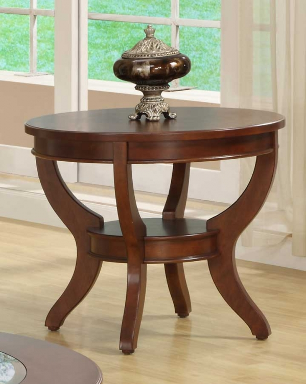 Avalon End Table - Homelegance