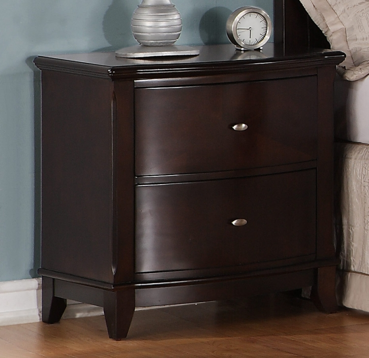 Chico Night Stand - Homelegance