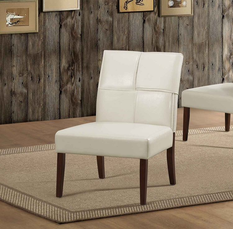 Oriana Accent Chair - Cream