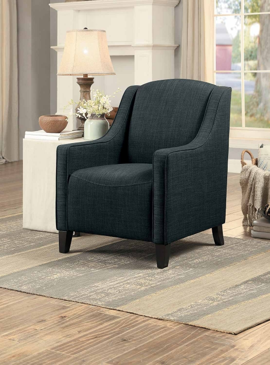 Semplice Accent Chair - Dark Gray
