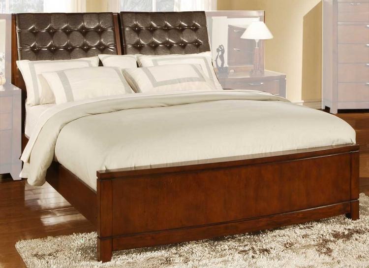 Hamilton Street Bed with Storage Headboard