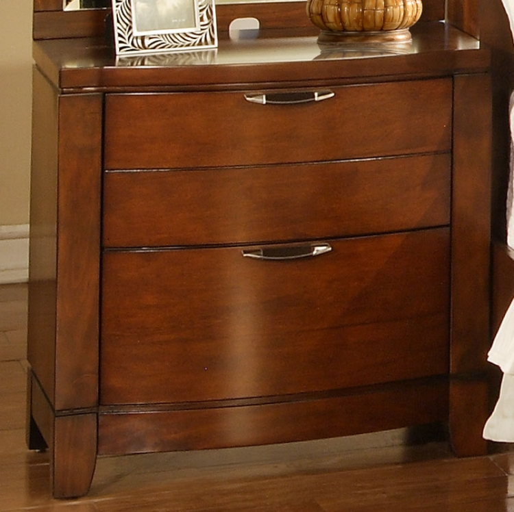 Hamilton Street Night Stand - Homelegance