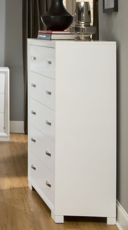 Astrid Chest - White - Homelegance