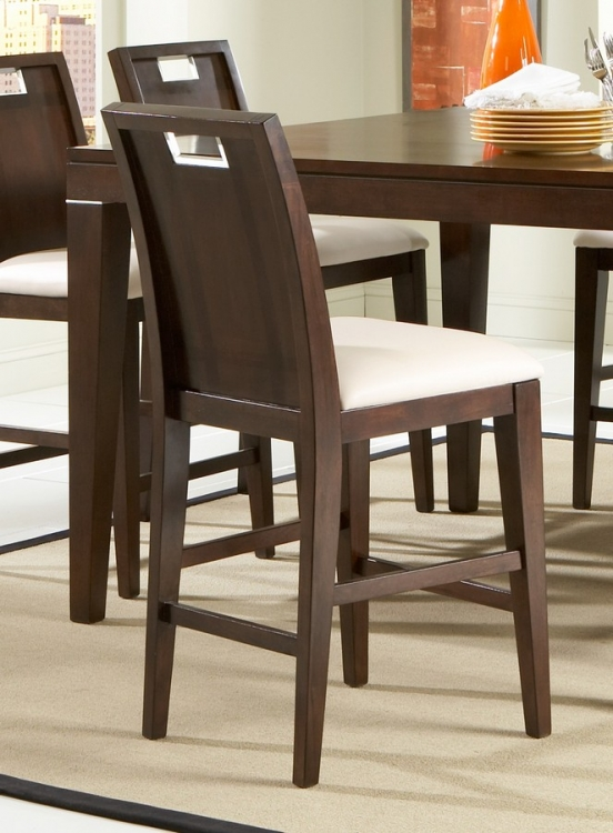 Keller Counter Height Chair - Homelegance