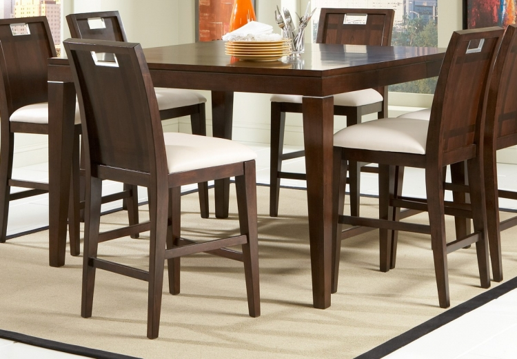 Keller Counter Height Table - Homelegance