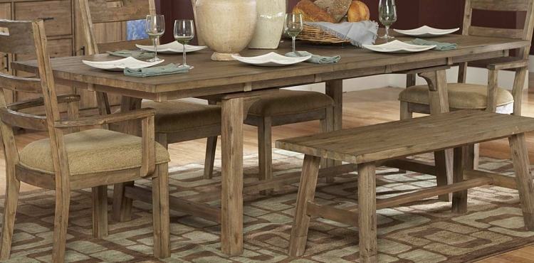 Oxenbury Dining Table� - Homelegance
