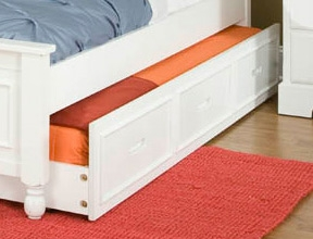 Homelegance Morelle Trundle - White
