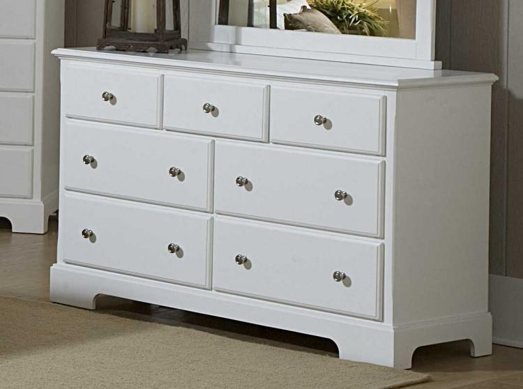 Morelle Dresser - White