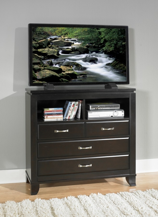 Twin Falls TV Chest - Homelegance