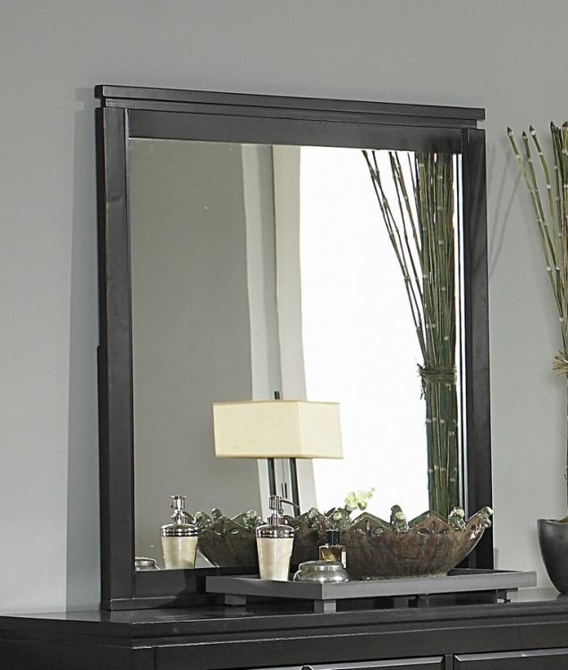 Twin Falls Mirror