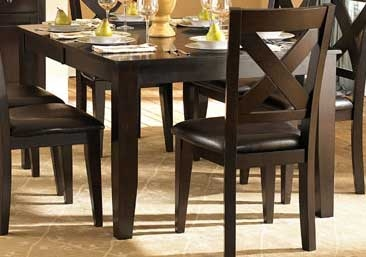 Crown Point Dining Table - Homelegance