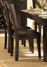 Crown Point Side Chair - Homelegance