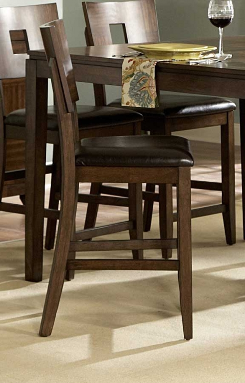 Baldwin Hills Counter Height Chair - Homelegance