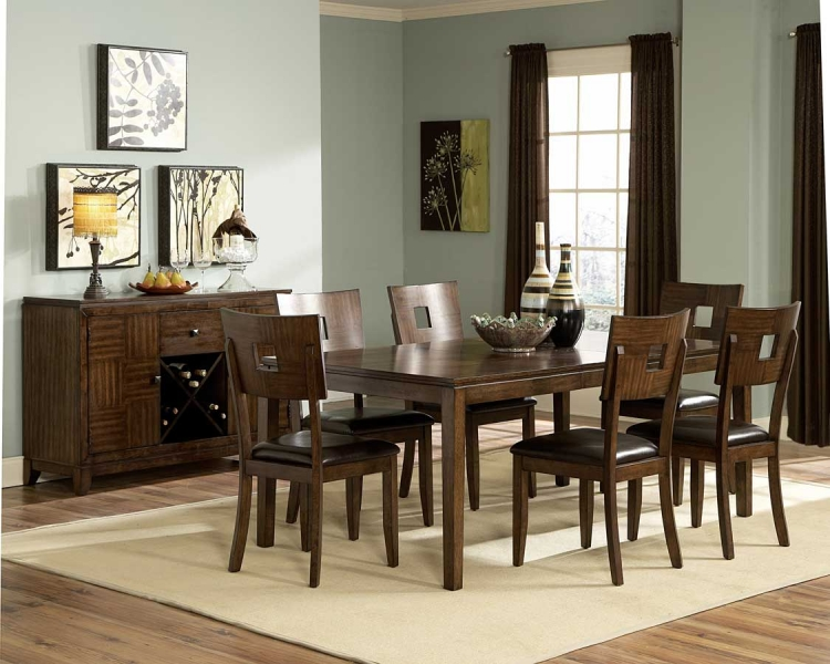 Baldwin Hills Dining Set - Homelegance