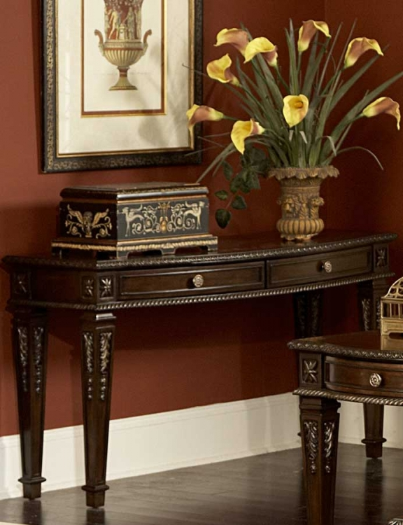 Homelegance Palace Sofa Table