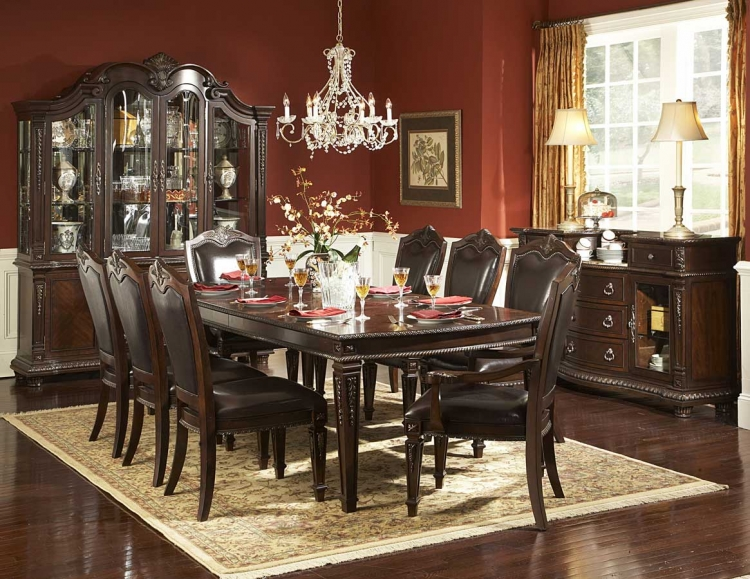 Palace Dining Set - Homelegance