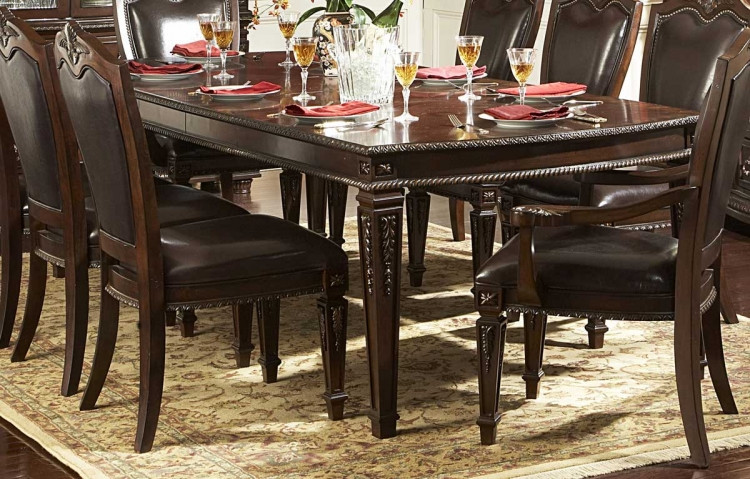 Palace Dining Table - Homelegance