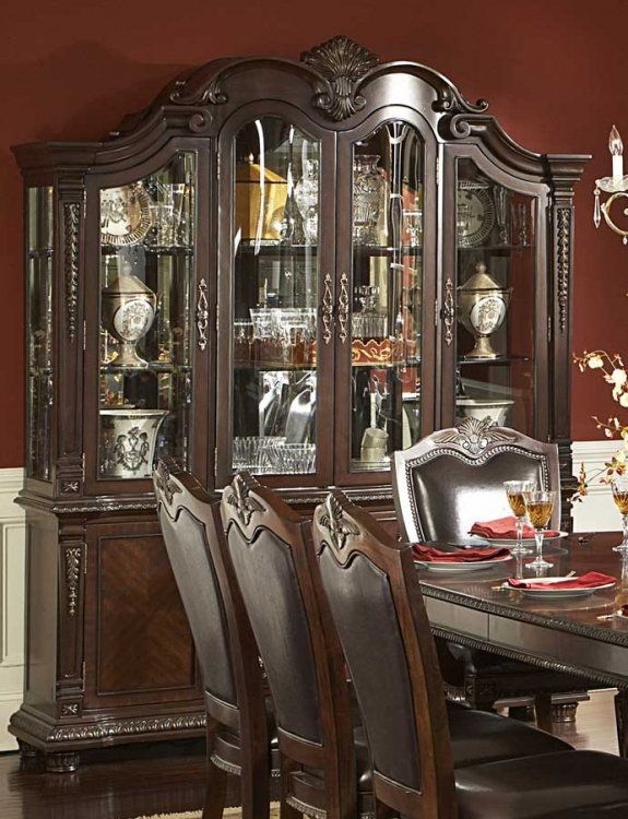 Homelegance Palace China Cabinet