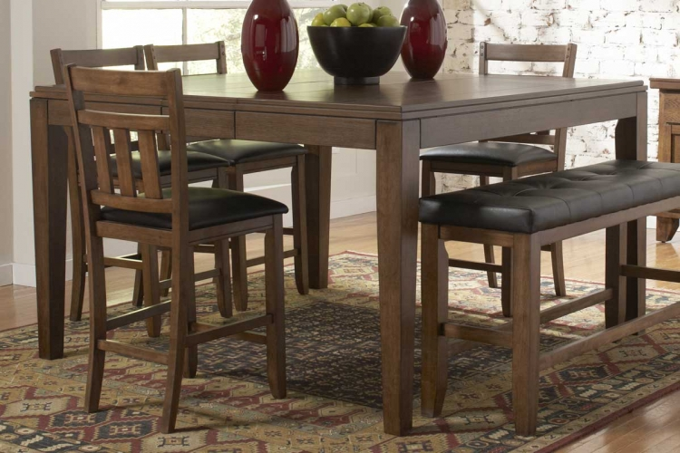 Kirtland Counter Height Table� - Homelegance