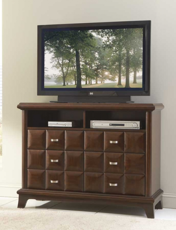 Sherman TV Chest - Homelegance