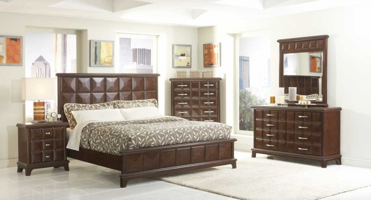 Sherman Bedroom Set - Homelegance
