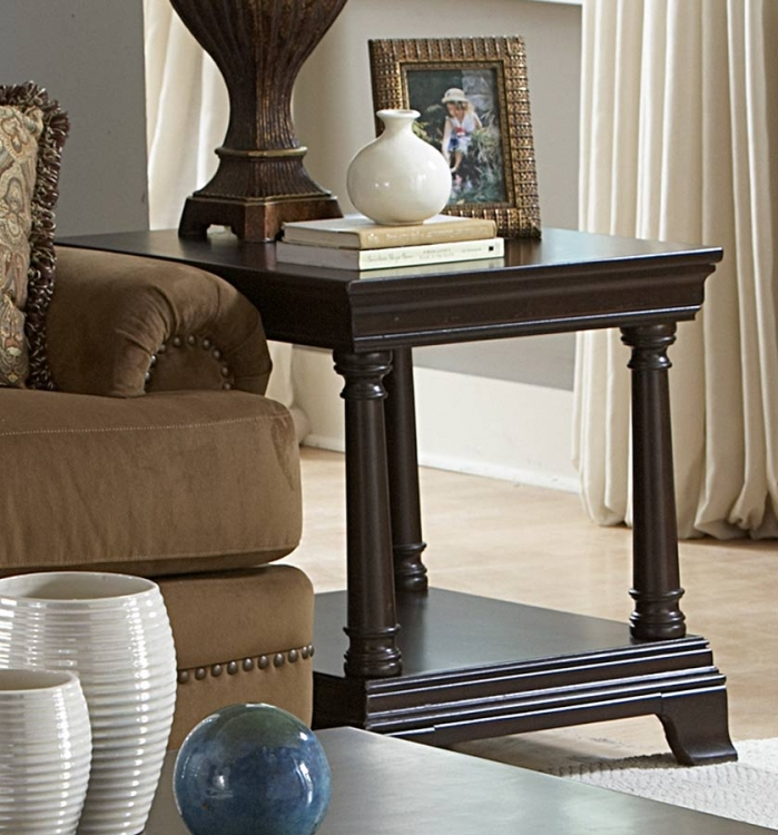 Inglewood End Table - Homelegance