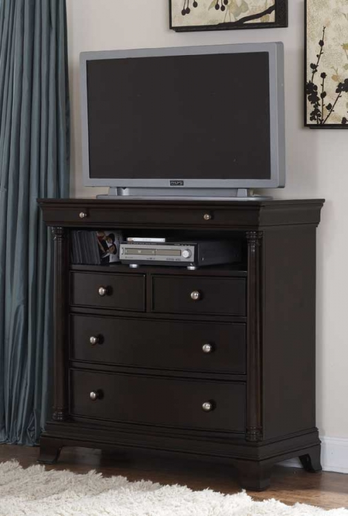 Inglewood TV Chest - Homelegance