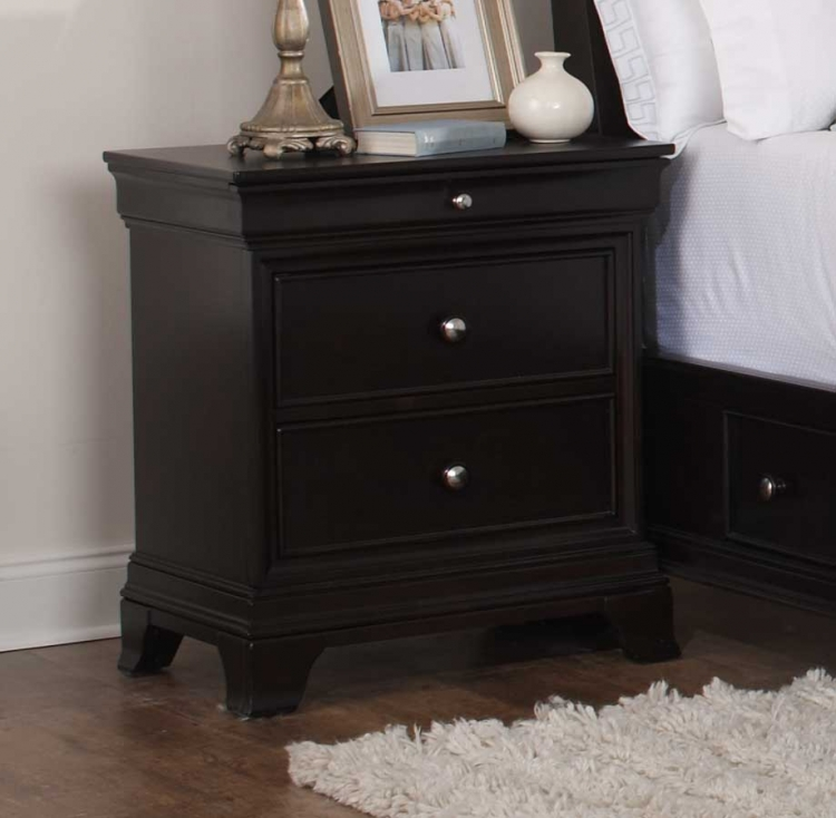 Inglewood Night Stand - Homelegance